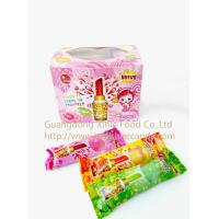 China Fashionable Lipstick Shape Sweet  Hard Candy Assorted Flavour Nice Taste wholesale