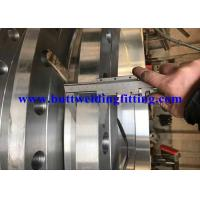 China Big Size Welding Neck Forged Steel Flanges ASTM A105 Carbon Steel Flange wholesale