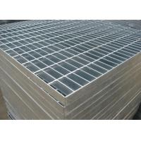 China Road Drainage Catwalk Steel Grating Open Lattice Structure Reduces Wind Load wholesale