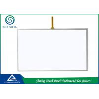Transparent 10.1 inch Industrial Touch Screen Resistance Film with ITO Layer