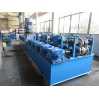 China 15 stations Guard Rail Roll Forming Machine with convey 2.0 - 4.2mm wholesale