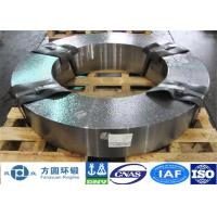 China External / Internal Gear Forged Wheel Blanks With 4140 42CrMo4 4330 34CrNiMo6 17CrNiMo6 wholesale