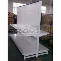 Quality Retail Display Equipment Grocery Store Display Racks Customized SGL-J-08 for sale