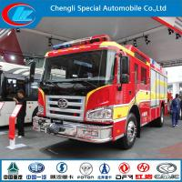 China Faw 6X4 Water-Foam Fire Truck (CLW5320) wholesale