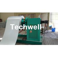 China High Precision Hydraulic Automatic Cut To Length Machine / Sheet Metal Slitter Cutting Machine With Auto Stacker System wholesale