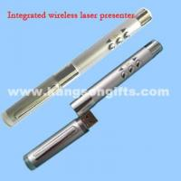 Buy cheap Integrative Powerpoint Laser Presenter from wholesalers