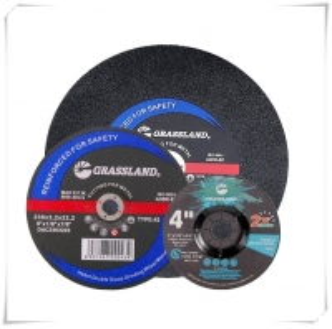 China 230 X 3 X 22.23mm Metal Grassland MPA EN12413 Inox Grinding Wheel wholesale