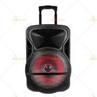 China EV 12 Inch Powered Speakers Compact , Full Range Active Home Speakers on sale