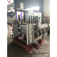 Oil heating Five Rollers PVC Calender Machine , 0.08 mm - 0.80 mm thickness