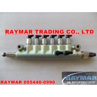 China DENSO common rail fuel rail 095440-0990 for WEICHAI HOWO WD615 R61540080016 wholesale