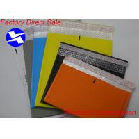 China Multicolor Poly Bubble Mailers 9.5X14 Inches Printing LOGO Shock Resistance wholesale