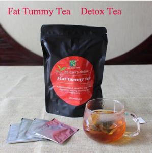 Buy cheap 28 Days Natural Detox Tea Flat Tummy Tea Weight Loss Tea Teabag for Women Men from wholesalers