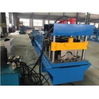 China 0.4 - 0.6mm thickness Pre Engineering Building Forming Machine Press Step Type wholesale