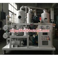 Buy cheap Ultra High Voltage Vacuum Transformer Oil Processing Unit   Oil Purification Plant from wholesalers
