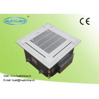 Buy cheap Water System Cassette Fan Coil For Heating and Cooling HVAC Fan Coil Unit from wholesalers