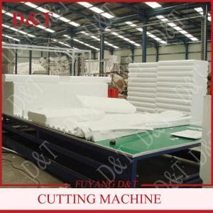 China High Speed Hot Wire CNC Foam Cutter 50hz , Styrofoam Cutting Machine on sale