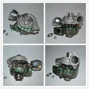 China GT1544V 753420-5005S 753420 750030-0002 Turbo Focus Peugeot 307 407 V50 CITROEN C4 C5 Mini Cooper 1.6L  engine DV6TED4 wholesale