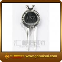 China zinc alloy golf design divot tools wholesale