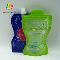 China Food Grade Plastic Spice Spout Pouch Packaging Custom Printing PET / NY / PE wholesale