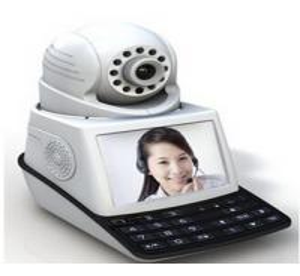 China 433MHz wireless alarm sensor Residential quarters security ip web camera monitor wholesale
