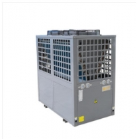China Circulating Heat 10.8KW Residential Air Source Heat Pump With Low Temperature wholesale