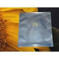China ESD Plastic Aluminium Foil Packaging Bags / Custom Vacuum Seal Tea Pouches wholesale