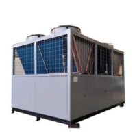 China Partial Heat Recover Evi Air Source Water Chiller Heat Pump R410A wholesale