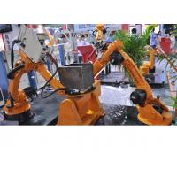 "China High-Strength Small Industrial Robot For Welding , 6.4"" Color Led Display wholesale"