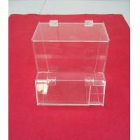 China Clear Locking Acrylic Display Cases for Models Custom 6mm 8mm wholesale