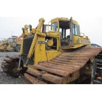 China used D6H CAT bulldozer japan dozer Cat Dozer big width track shoe on sale