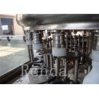 China 6000 BPH Automatic Carbonated Drink Filling Machine 380V CE Certification wholesale