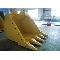 China Larger Capacity Excavator Grapple Bucket For Hydraulic Digger Demolition wholesale