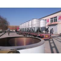 China 220 / 380V Industrial Beer Brewing Equipment , 150m3 Automated Beer Brewing System wholesale