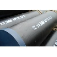 China Supply API 5L Grade B steel pipes. wholesale
