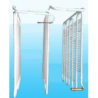 China Wire On Tube Refrigerator Evaporator with 0.6mm Thickness wholesale