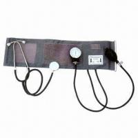 China Aneroid Sphygmomanometer with Optional Stethoscope, OEM Orders are Welcome wholesale