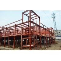 China Clear Span Prefabricated Industrial Buildings Galvanized Insulation Energy Saving wholesale