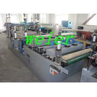 Quality WPC Board / Panel Hot Stamping Machine Plastic Auxiliary Equipment for sale