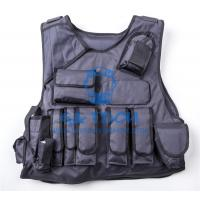 Buy cheap light weight bullet proof vest/waistcoat military vest /tactical vest/body armor/safety vest/army vest/military jacket from wholesalers