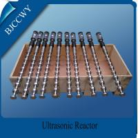 Quality Titanium Alloy Tubular Ultrasonic Reactor for sale