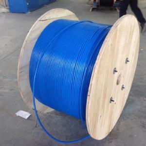 China PVC Sheath Armoured Fiber Optic Cable Mining Flame Retardant MGTSV G652d Stranded wholesale