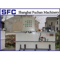 Wastewater Treatment Polymer Preparation Unit / Flocculation Preparation System