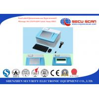 China Touch Screen Desktop Narcotic Explosives Detection Equipment For Lab / Airport / Army on sale