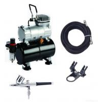 China Airbrush Compressor Standard Kit Wih Tank For Model Tanning (ac186k) wholesale