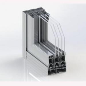 China Australia standard Mill Finish Powder Coated Thermal Break Aluminum Sliding Window Customized Profiles wholesale