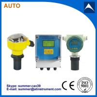 Quality open drain ultrasonic flow meter with reasonable price for sale