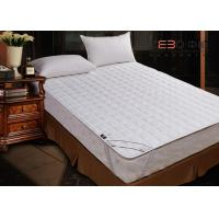 China Polyester Outer Material Hotel Mattress Protector King Size With GTT / SASO wholesale