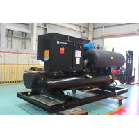 Air Conditioner Horizontal Water Cooled Screw Chiller R134a 1166.9KW