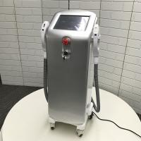 China CE& ISO approved beauty machine ipl shr rf skin rejuvenation fast hair removal device wholesale