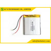 China Low Internal Resistance Rc Helicopter Battery 3.7 V 1500mah OEM / ODM Available on sale